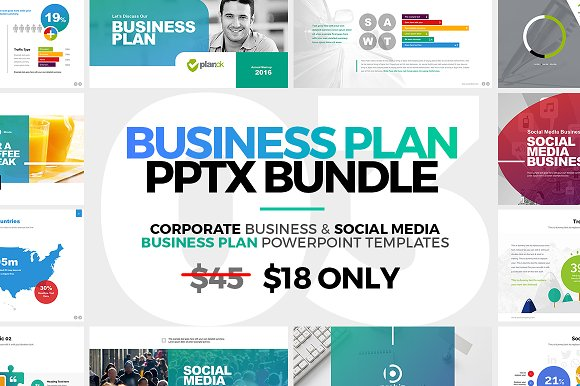 Business plan powerpoint bundle presentation templates creative business plan powerpoint bundle presentation templates creative market friedricerecipe Image collections