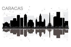Caracas City skyline