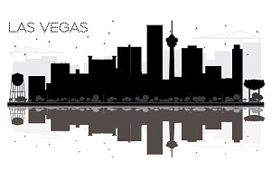 Las Vegas City skyline