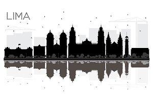 Lima City skyline