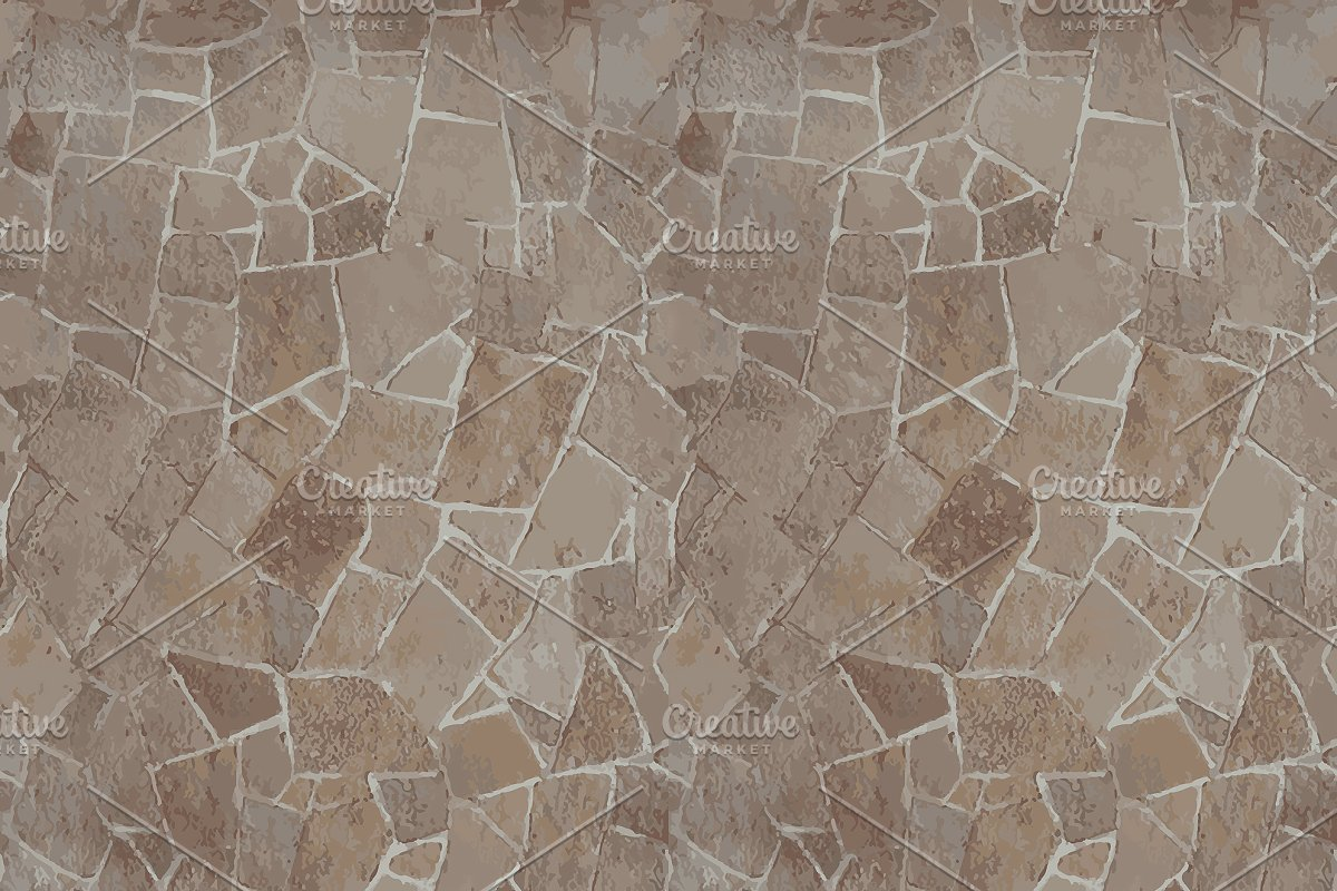 Flagstone texture map for 3d graphic