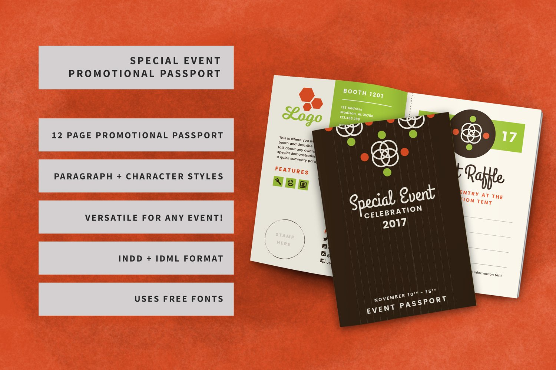 Passport Photos, Graphics, Fonts, Themes, Templates ~ Creative Market