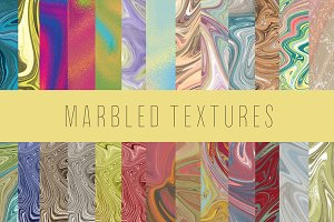 Marbled Textures