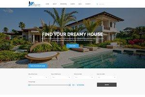 Hexo - RealEstate WordPress Theme