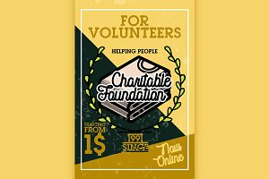 charitable foundation banner
