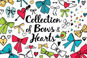 Bows & Hearts