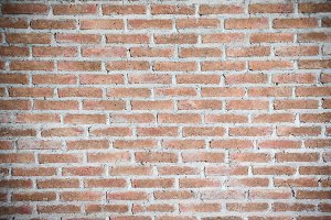 texture red block wall background