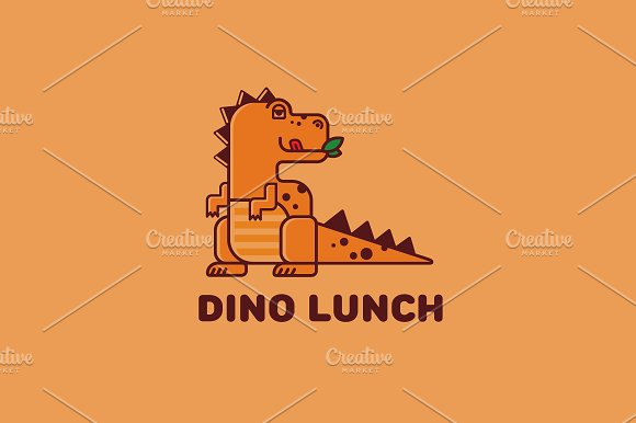Dino lunch
