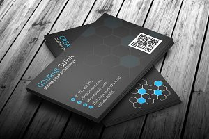 Creative Corporate Business Card V2