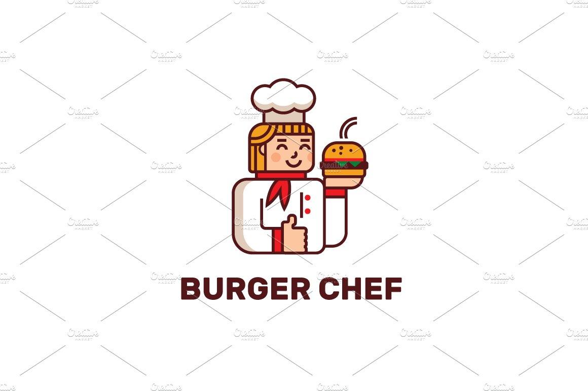 Chef Logo Template Logo Templates Creative Market – Chef Templates