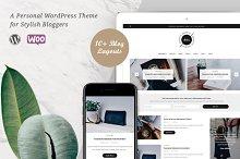Chloe - A Personal Blog & Shop Theme