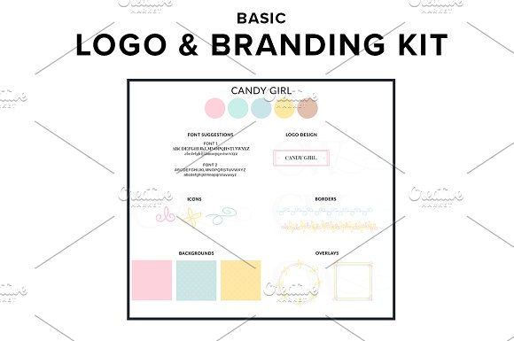 Logo Design Branding Kit