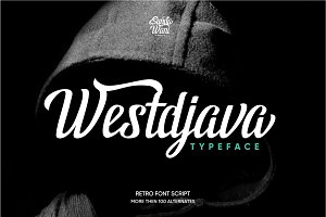 Westdjava Typefaca