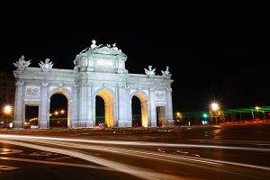Puerta de Alcala.