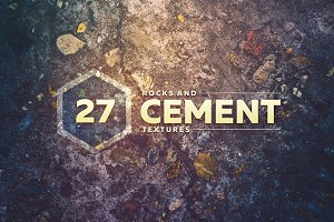 Rock And Cement Textures