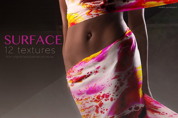 SURFACE Textures Collection