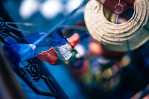 Prayer Flags Decoration