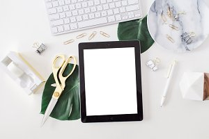 Ipad Styled Stock Photography