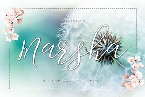 Marsha Typeface