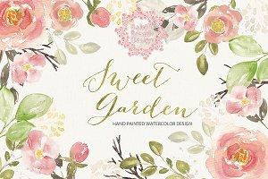 Sweet Garden design