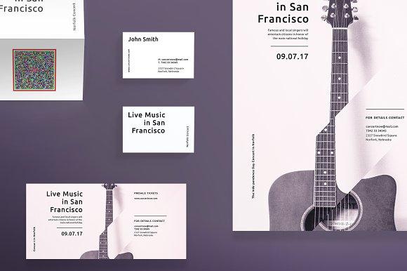 Print Pack   Concert