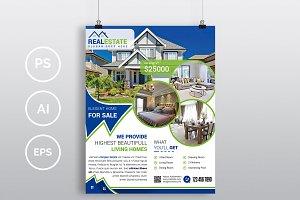 Real Estate Flyer. Vol-02