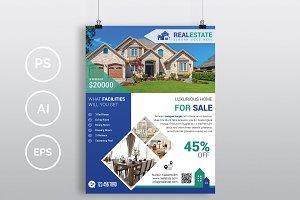 Real Estate Flyer. Vol-03
