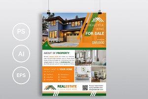 Real Estate Flyer. Vol-04