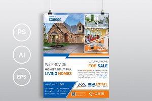 Real Estate Flyer. Vol-05