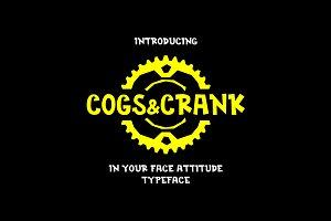 Cogs & Crank