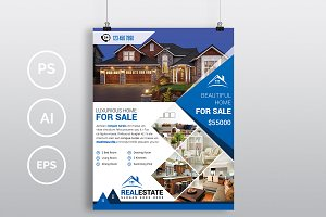 Real Estate Flyer. Vol-06