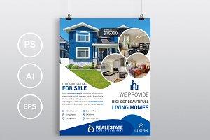 Real Estate Flyer. Vol-07