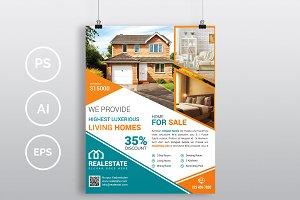 Real Estate Flyer. Vol-08