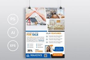 Real Estate Flyer. Vol-09