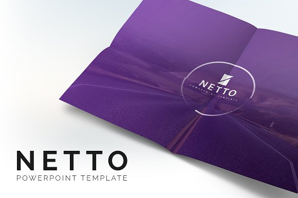 Netto Powerpoint Template