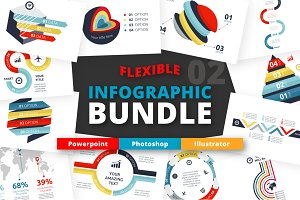 Flexible Infographic Bundle (vol.2)