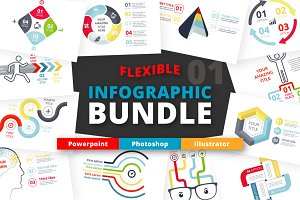 Flexible Infographic Bundle