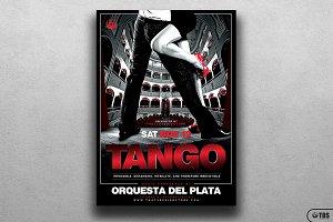 Tango Flyer Template V1