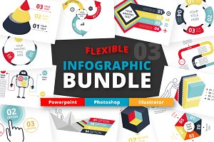 Flexible Infographic Bundle (vol.3)