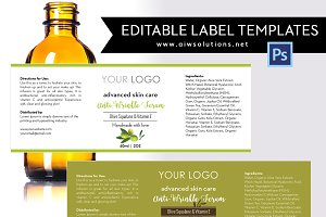Label Template - id15
