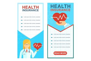 health insurance doctor poster