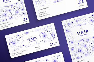 Flyers | Hair Productions
