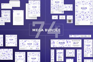 Mega Bundle | Hair Productions