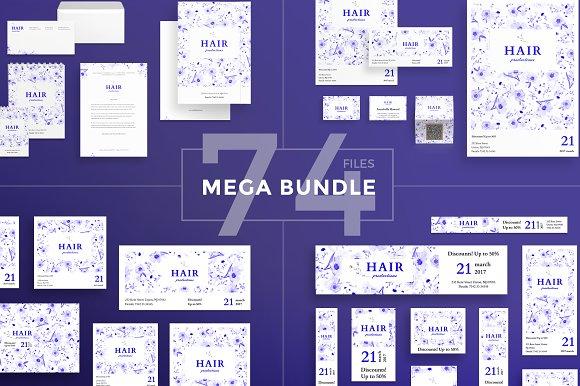 Mega Bundle | Hair Productions