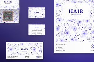 Print Pack | Hair Productions