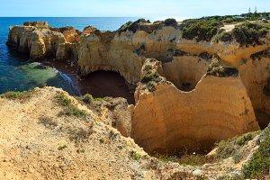 Atlantic coast view, Algarve