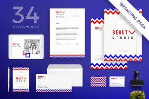 Branding Pack | Beauty Studio