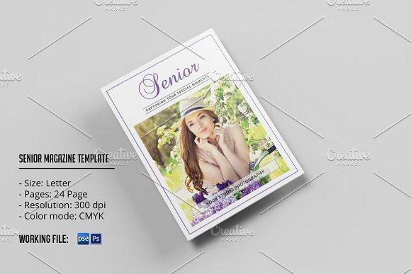 Senior Photography Magazine V730