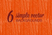 6 simple backgrounds