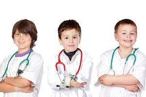 Doctor children